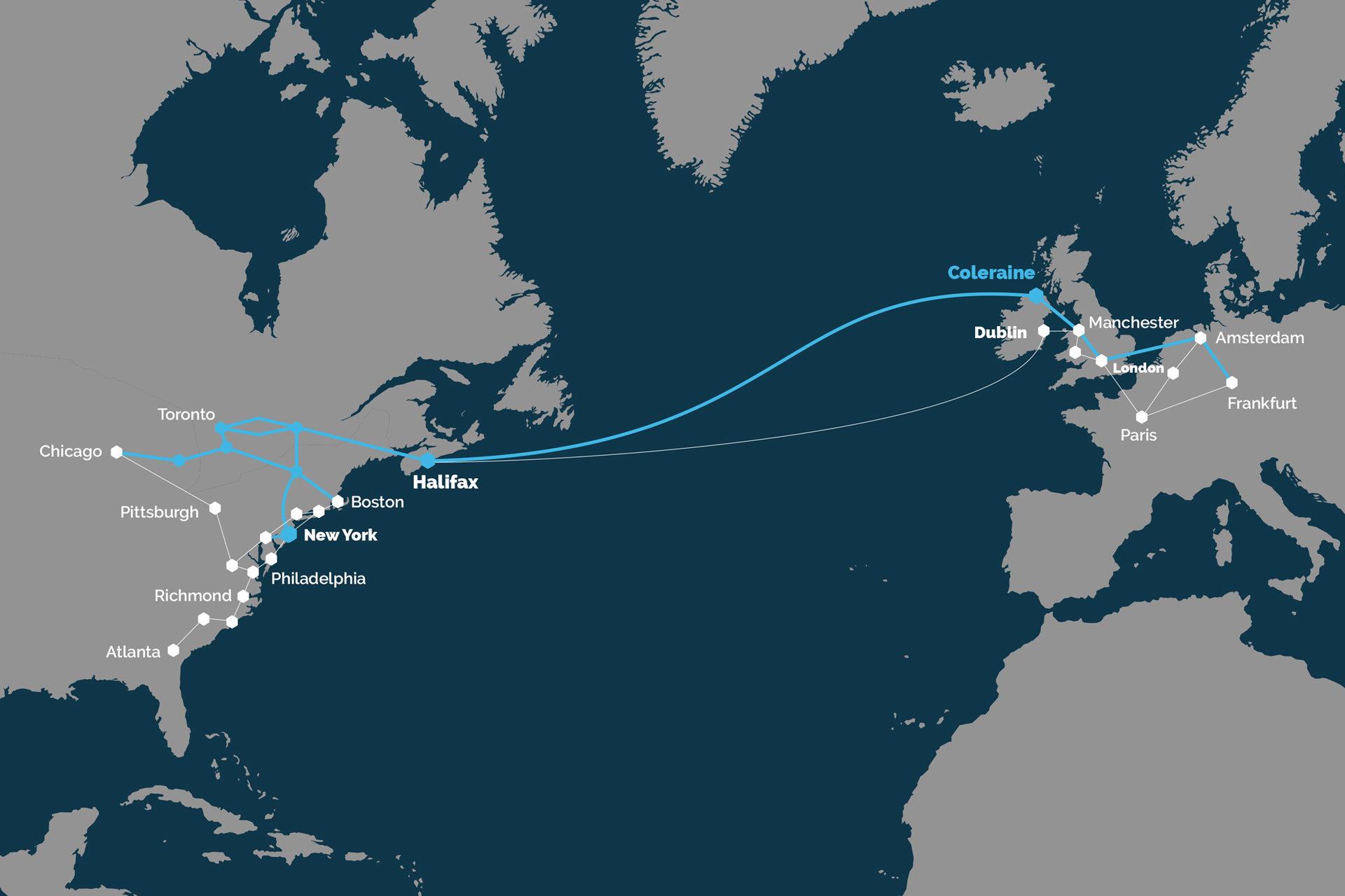 Project Kelvin | Atlantic Link